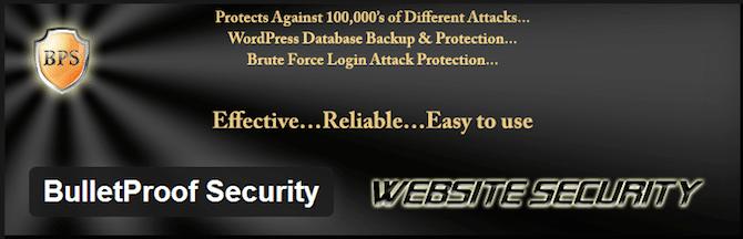 BulletProof Security