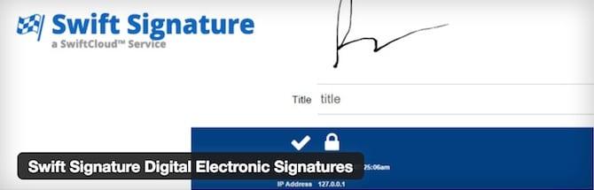 Swift Signature