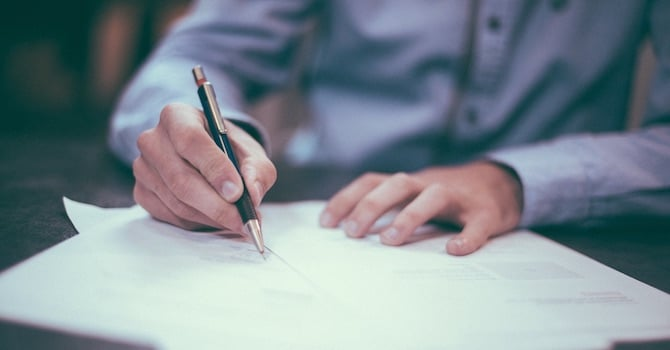 Sign Contract Online
