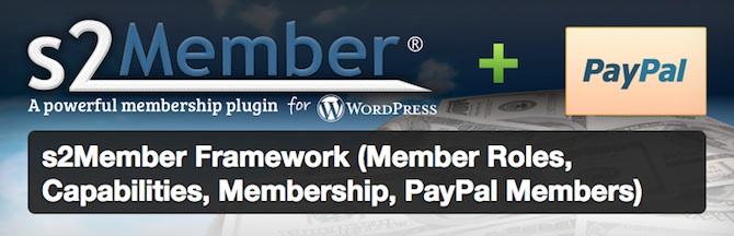 s2Member Framework Plugin