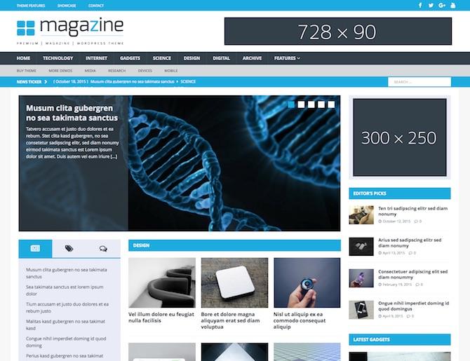 Tech Blog with MH Magazine