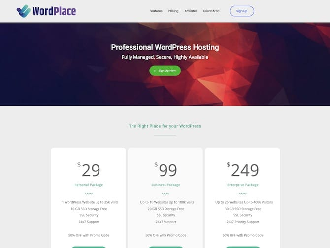 WordPlace Review